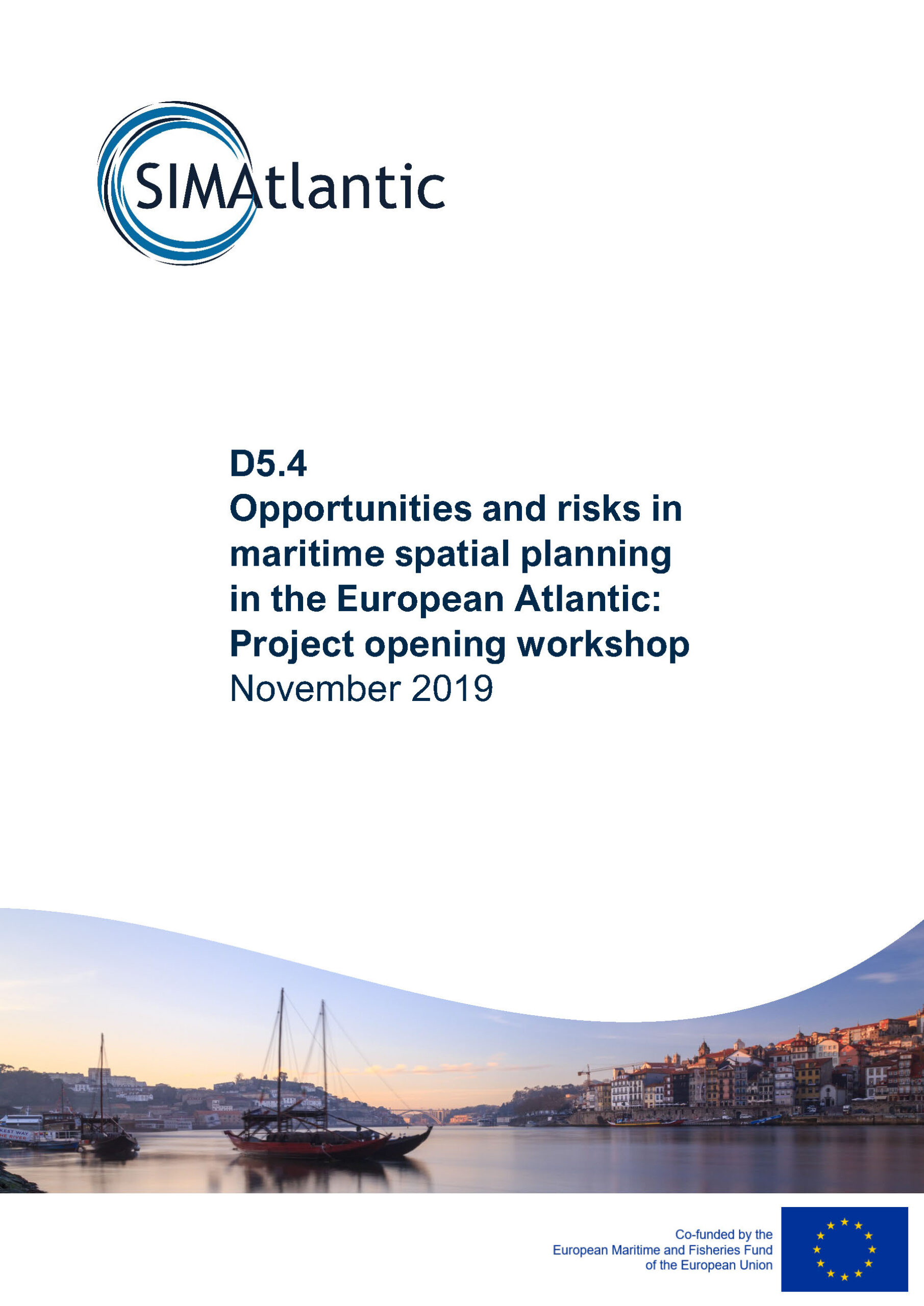 D5.4 Report of project opening workshop