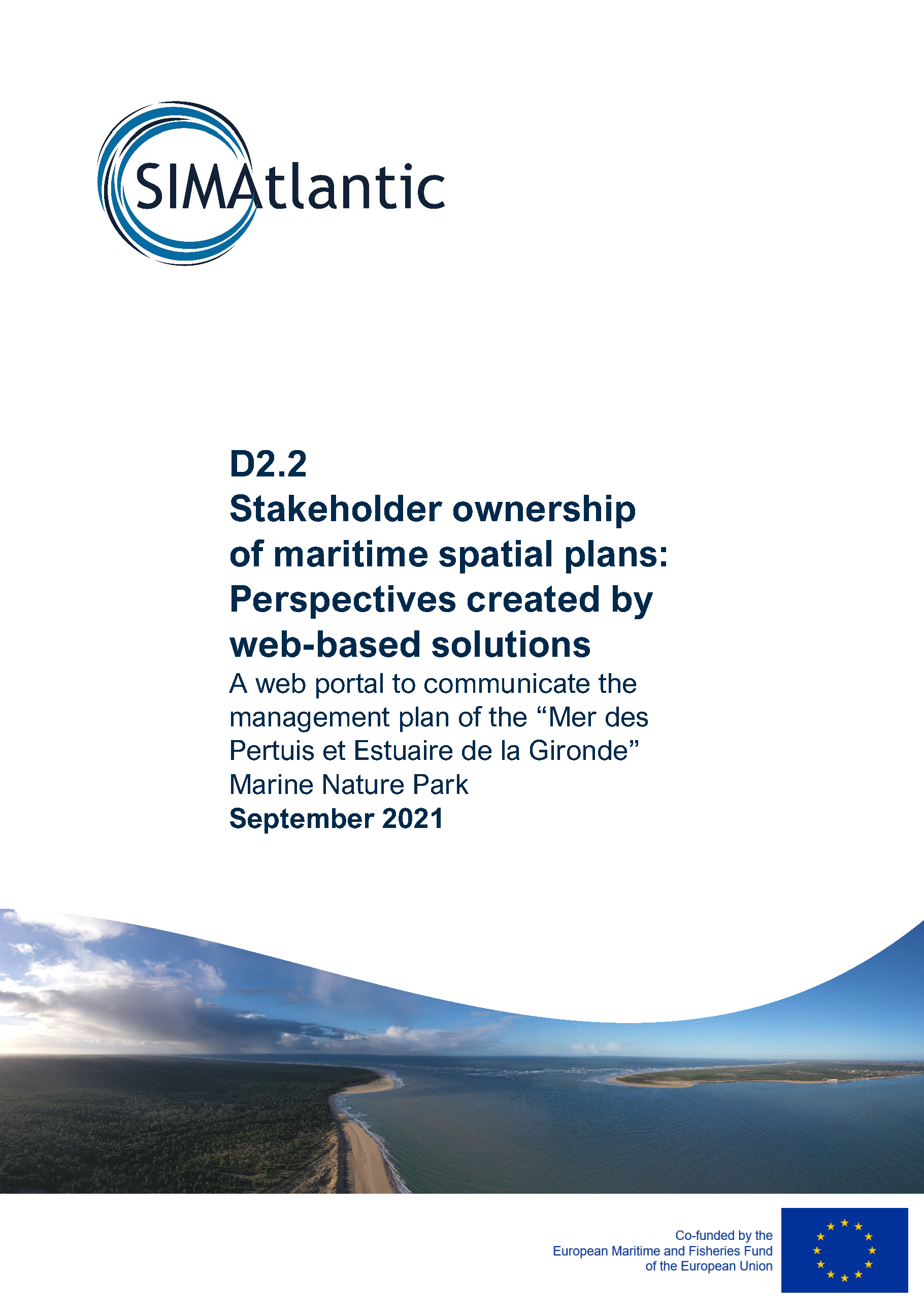 D2.2 Stakeholder ownership of maritime spatial plans